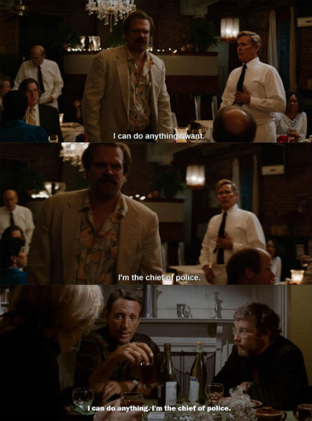 chief of police jaws stranger things