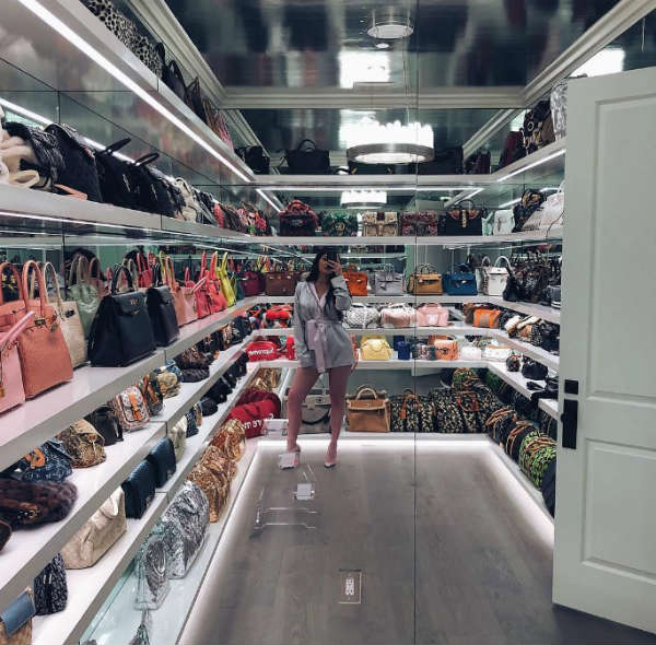 kylie jenner bags
