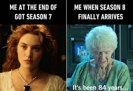 game of thrones waiting meme