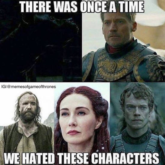 hate game thrones joke